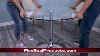 Flex Glue Clear TV Spot, 'Rubberized Glue' - Thumbnail 7