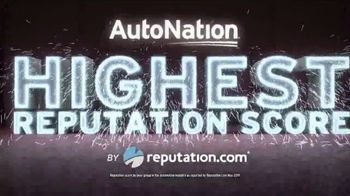 AutoNation July 4th Savings TV Spot, 'Reputation Score: 2020 Toyota Corolla LE'