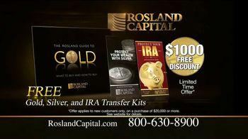 Rosland Capital TV Spot, '$22 Trillion in Debt' Featuring William Devane - Thumbnail 9