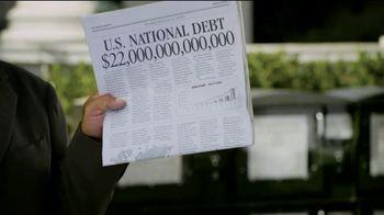 Rosland Capital TV Spot, '$22 Trillion in Debt' Featuring William Devane - Thumbnail 2