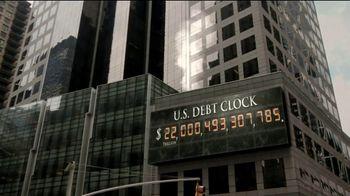 Rosland Capital TV Spot, '$22 Trillion in Debt' Featuring William Devane - 44 commercial airings