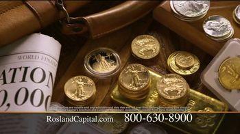 Rosland Capital TV Spot, '$22 Trillion in Debt' Featuring William Devane - Thumbnail 5