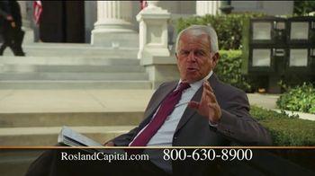 Rosland Capital TV Spot, '$22 Trillion in Debt' Featuring William Devane - Thumbnail 6