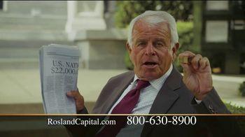 Rosland Capital TV Spot, '$22 Trillion in Debt' Featuring William Devane - Thumbnail 8