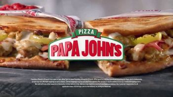 Papa John's Papadias TV Spot, 'Best Tastes Now in Sandwiches' - Thumbnail 8