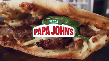 Papa John's Papadias TV Spot, 'Best Tastes Now in Sandwiches' - Thumbnail 1