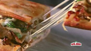 Papa John's Papadias TV Spot, 'Best Tastes Now in Sandwiches' - Thumbnail 5
