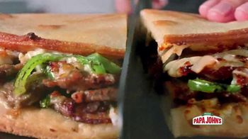 Papa John's Papadias TV Spot, 'Best Tastes Now in Sandwiches' - Thumbnail 6