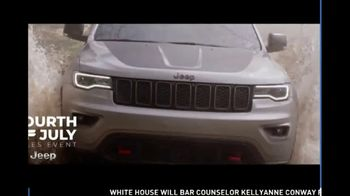 Jeep Fourth of July Sales Event TV Spot, 'Celebrate Freedom' [T2] - Thumbnail 4