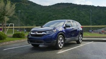 Honda CR-V TV Spot, 'Unexpected Bumps' [T1] - 31 commercial airings