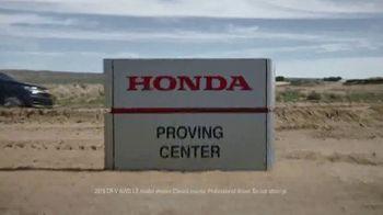 Honda CR-V TV Spot, 'Unexpected Bumps' [T1] - Thumbnail 2
