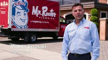 Mr. Rooter Plumbing TV Spot, 'Repair Job' - Thumbnail 10