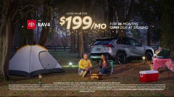 Toyota Summer Savings Event TV Spot, 'Get Up and Go' Song by The Sonic Hijackers [T2] - Thumbnail 7