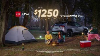 Toyota Summer Savings Event TV Spot, 'Get Up and Go' Song by The Sonic Hijackers [T2] - Thumbnail 8
