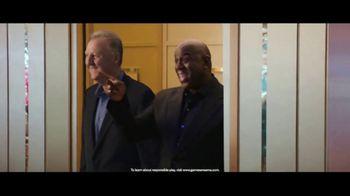 Encore Boston Harbor TV Spot, 'Red Carpet' Feat. Larry Bird, Magic Johnson, Song by Frank Sinatra