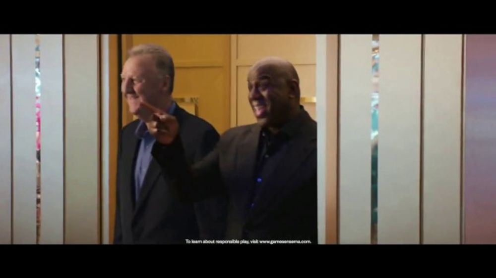 Encore Boston Harbor TV Commercial, 'Red Carpet' Feat  Larry Bird, Magic  Johnson, Song by Frank Sinatra - Video