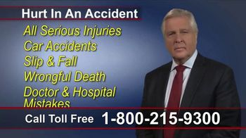 Lawyers Group TV Spot, 'Money for Your Injuries' - Thumbnail 1