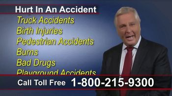 Lawyers Group TV Spot, 'Money for Your Injuries' - Thumbnail 10