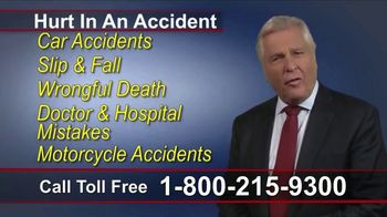 Lawyers Group TV Spot, 'Money for Your Injuries' - Thumbnail 2
