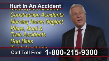 Lawyers Group TV Spot, 'Money for Your Injuries' - Thumbnail 6
