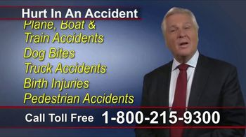 Lawyers Group TV Spot, 'Money for Your Injuries' - Thumbnail 8