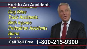 Lawyers Group TV Spot, 'Money for Your Injuries' - Thumbnail 9