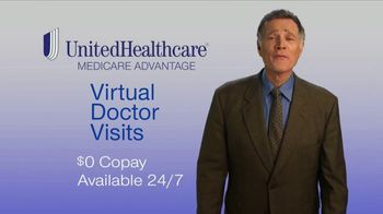 UnitedHealthcare  Medicare Advantage TV Spot, 'Virtual Doctor Visit' Featuring Frank Dicopoulos - Thumbnail 5