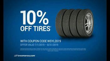 Tireamerica.com TV Spot, 'Discover: Ten Percent Off Tires' - Thumbnail 4