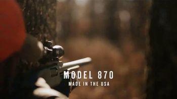 Remington Model 870 TV Spot, 'Setting the Bar' - Thumbnail 6