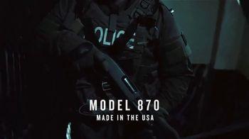 Remington Model 870 TV Spot, 'Setting the Bar' - Thumbnail 7