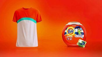 Tide PODS Plus Febreze Sports Odor Defense TV Spot, 'Pubertad' [Spanish] - Thumbnail 9