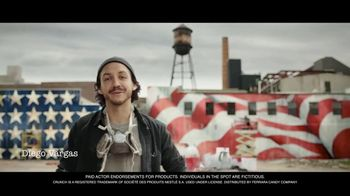 Nestle Crunch TV Spot, 'Diego Loves Crunch'