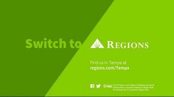 Regions Bank TV Spot, 'Financial Tips: Tampa' - Thumbnail 9