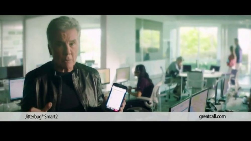 GreatCall TV Commercial, 'Having Mom Around: First Month of Service Free' Featuring John Walsh
