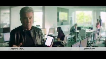 GreatCall TV Spot, \'Having Mom Around: First Month of Service Free\' Featuring John Walsh