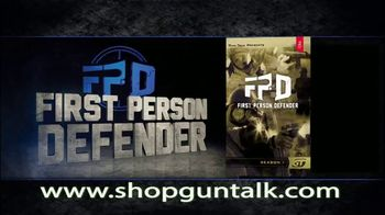 First Person Defender: The Complete First Season Home Entertainment TV Spot - Thumbnail 9