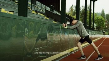 Nike TV Spot, 'Sport Changes Everything: Justin Gallegos' - Thumbnail 4