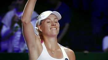 Rolex TV Spot, 'The Long Road to Glory: Angelique Kerber'