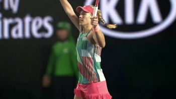 Rolex TV Spot, 'The Long Road to Glory: Angelique Kerber' - Thumbnail 5