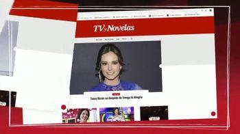 TVyNovelas TV Spot, 'Exclusivas, escándalos, y más' [Spanish] - Thumbnail 2