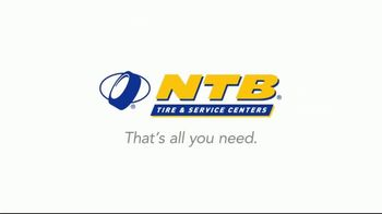 National Tire & Battery TV Spot, 'Turn It Up: Buy Three Tires, Get One and Oil Change' - Thumbnail 6