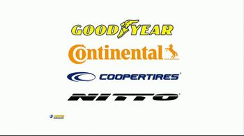 National Tire & Battery TV Spot, 'Turn It Up: Buy Three Tires, Get One and Oil Change' - Thumbnail 4