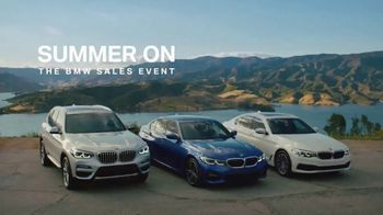 BMW Summer on Sales Event TV Spot, 'Thank You Driving' Song by The Lovin' Spoonful [T1]