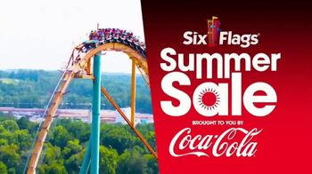 Six Flags Summer Sale TV Spot, 'Quench Your Thirst' - Thumbnail 4