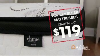 Ashley HomeStore Black Friday in July TV Spot, 'Ashley-Sleep Mattresses' Song by Midnight Riot - Thumbnail 4