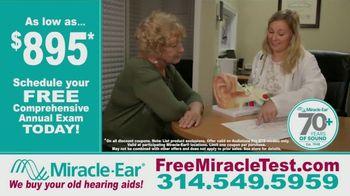 Miracle-Ear TV Spot, 'Grandma: Schedule Your Annual Exam' - Thumbnail 4