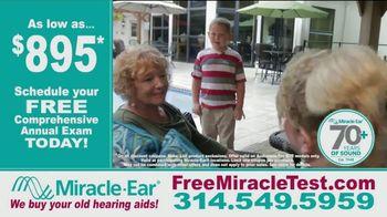 Miracle-Ear TV Spot, 'Grandma: Schedule Your Annual Exam' - Thumbnail 1