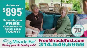 Miracle-Ear TV Spot, 'Grandma: Schedule Your Annual Exam' - Thumbnail 2
