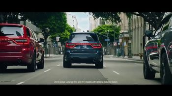Dodge Summer Clearance Event TV Spot, 'Durangos in the Street' Song by The Struts [T1] - 1174 commercial airings