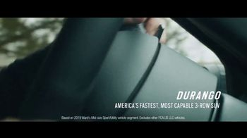 Dodge Summer Clearance Event TV Spot, 'Durangos in the Street' Song by The Struts [T1] - Thumbnail 6